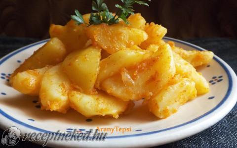 paprikás krumpli receptek